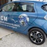 Création et pose d'adhésifs pour véhicules utilitaires dans le Vaucluse