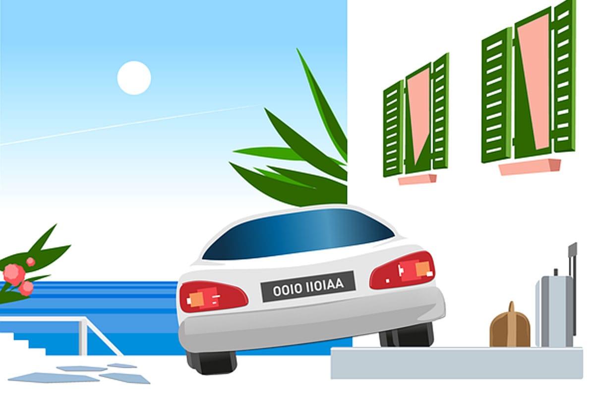 livraison cache plaque personnalisés marseille detailing concession auto