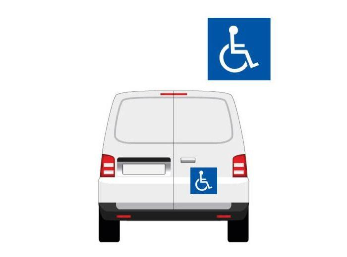 transport pmr plaque magnetique vehicule livraison lyon