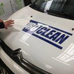 Covering pour flotte de véhicules à Paris